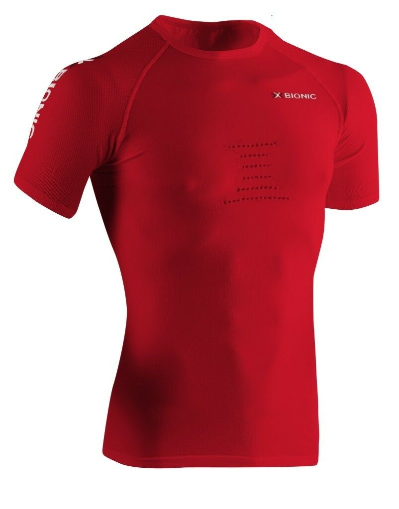 X-Bionic ® Running Speed Shirt Manches Courtes Men