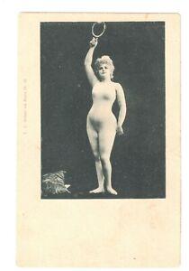79-Clara-Ward-the-celebrated-Princesse-de-Caraman-Chimay-Vintage-Postcard