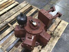 Reiger 188a Hydraulic Motor 5 Piston 301437 Valve 1602taw