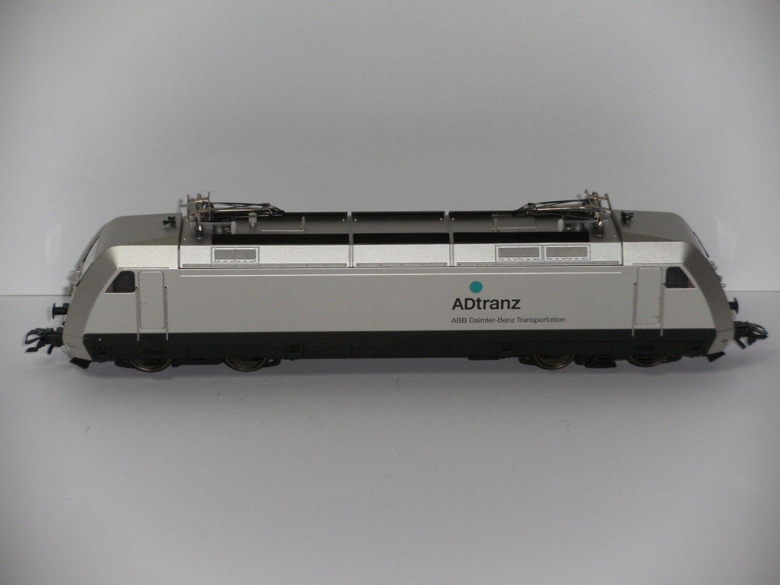 Märklin 34370 E-Lok BR 101 Delta - Digital Super Zustand in OVP  | Eleganter Stil