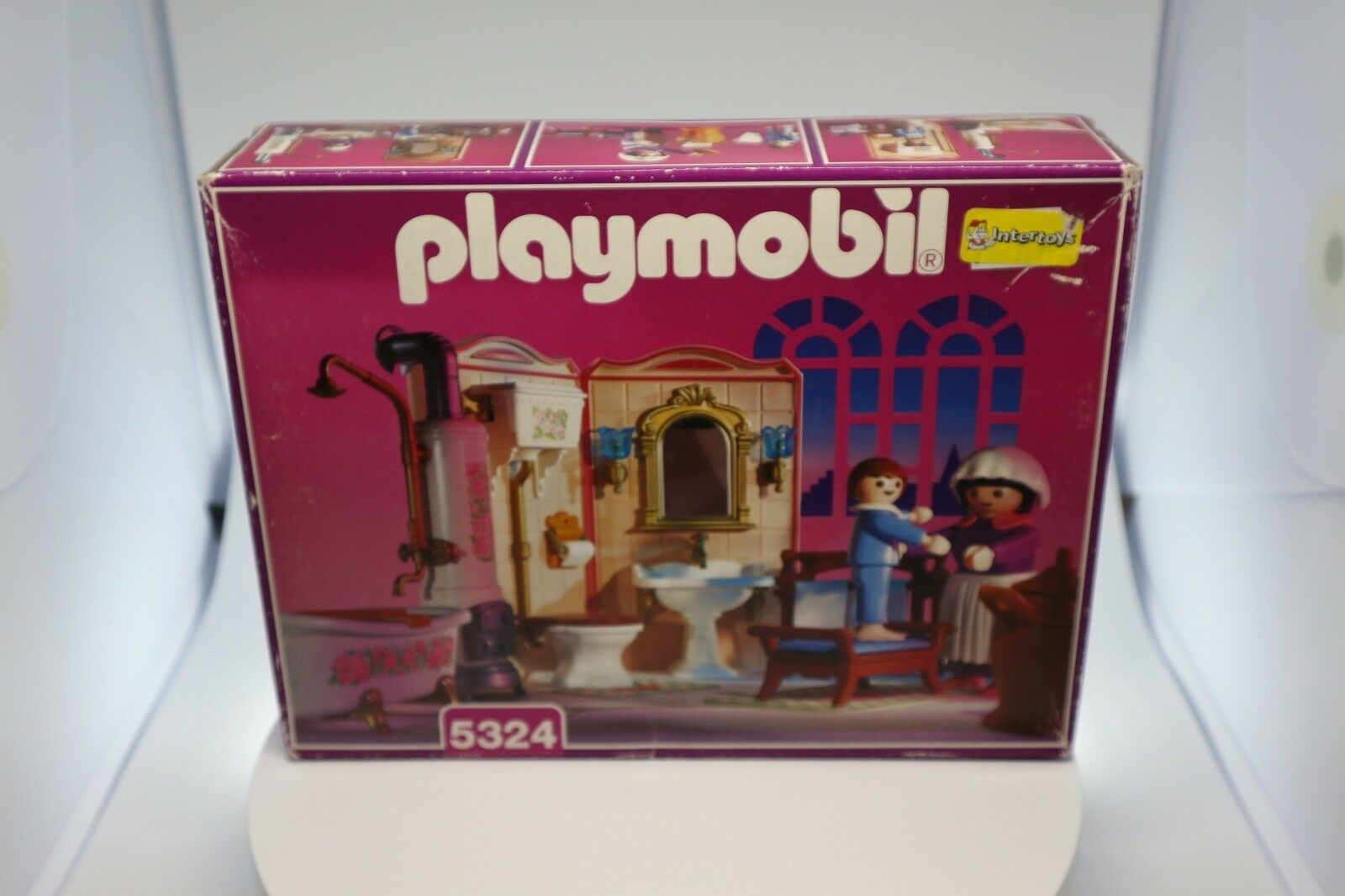 Playmobil vintage Rosa nr. 5324 puppenhaus poppenhuis dollhouse nostalgie