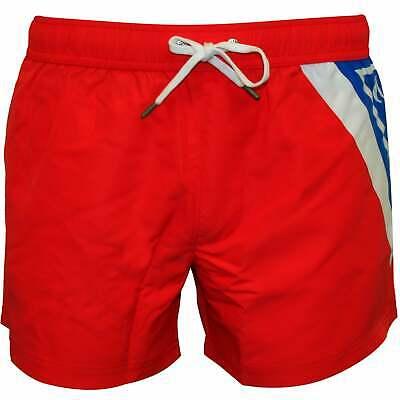 GANT Classic Shield Logo Uomo Nuoto Pantaloncini Blu Capri