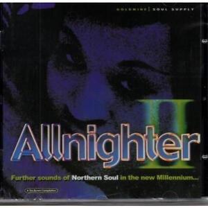 ALLNIGHTER-VOLUME-II-Various-Artists-NEW-amp-SEALED-NORTHERN-SOUL-CD-GOLDMINE-2