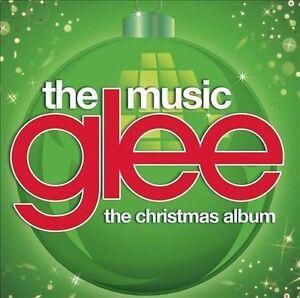 GLEE THE MUSIC CHRISTMAS ALBUM...