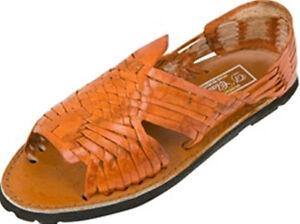 365d69e0c73 Women s Authentic PACHUCO Huarache Sandals - REDDISH BROWN - Mexican ...
