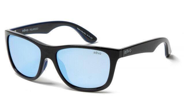 3cdb9d29a0 Buy REVO Re1001 Otis Sunglasses 01 BL Black blue Water Lens 57mm online