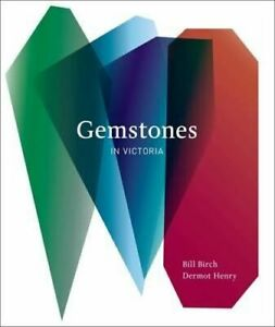NEW-Gemstones-in-Victoria-By-Bill-Birch-Paperback-Free-Shipping