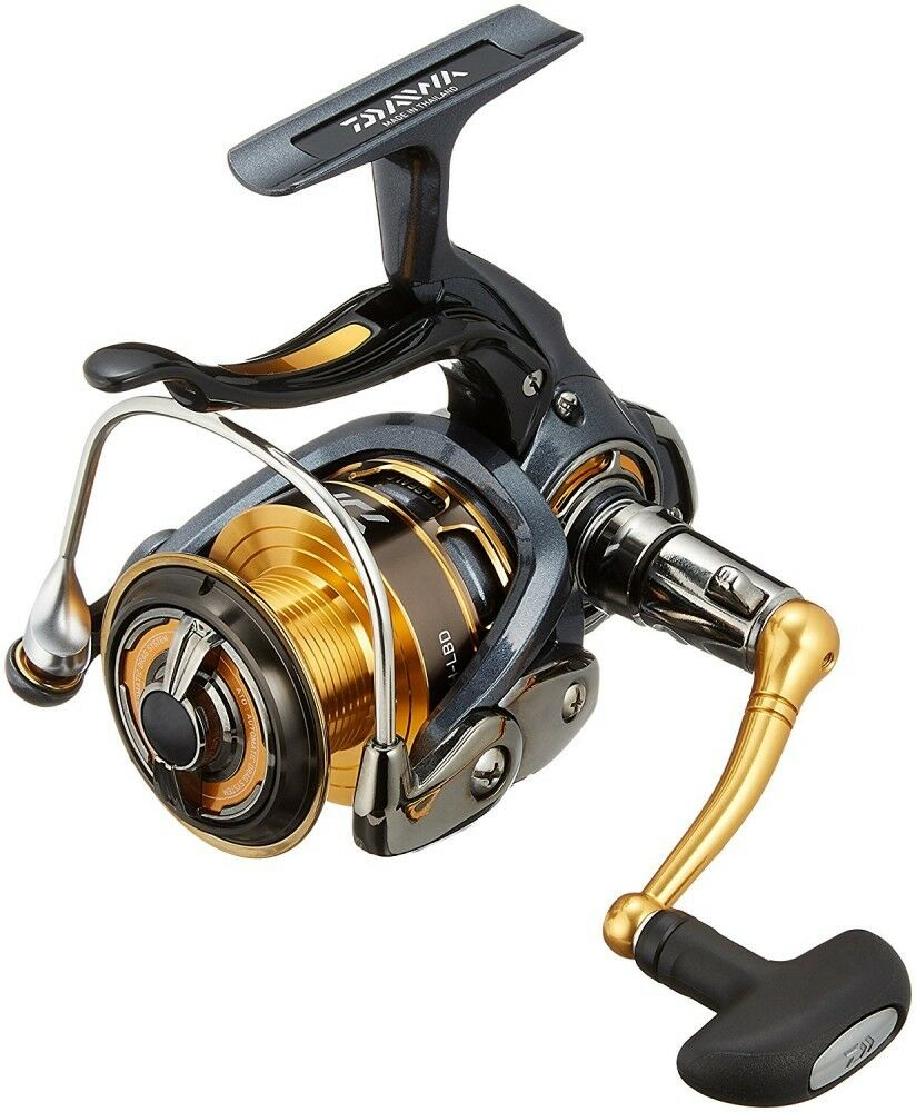 Daiwa Spinning Reel 16 PLAISO 3000H - LBD For Fishing From Japan