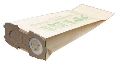 120 122 10 Filtertüten geeignet Vorwerk Kobold 118 121 119