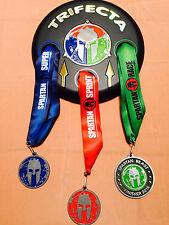 Spartan Race Medal Display Rack/ Holder, Race, Made For Spartan Medals Design US