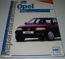 Reparaturanleitung Opel Astra F Limousine + Caravan Benziner 1991 - 1998 NEU!