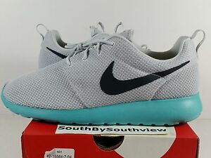 Image is loading Nike-Roshe-Calypso-Blue-Size-12-Rosherun-Pure-