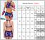 Indexbild 5 - Damen Badeanzug Tankini Bikini Set Bademode Sports Boxershorts Schwimmkleidung