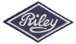 Riley embroidered patch #79
