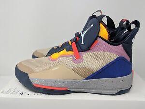 """0dacb169281454 Nike Air Jordan 33 XXXIII """"Visible Utility"""" (AQ8830-200) Mens Size ..."""