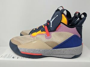 "ee862ec15815 Nike Air Jordan 33 XXXIII ""Visible Utility"" (AQ8830-200) Mens Size ..."