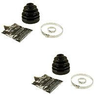 Toyota Corolla Mr2 1985-1997 Cv Set Of 2 Front Outer Joint Boot Kit Bay State on sale