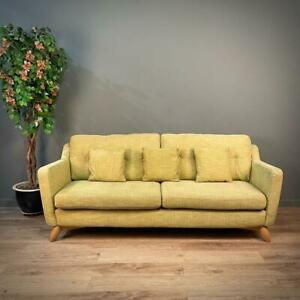 Attractive Very Large Ercol Cosenza Sofa Settee Couch T302