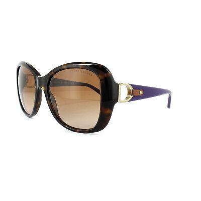 Ralph Lauren Sunglasses RL8108Q 500313 Dark Havana & Purple Brown Gradient