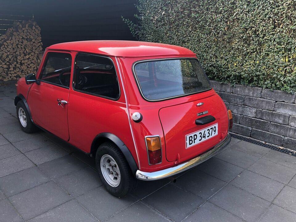 Morris Mascot, Mini 1100, Benzin