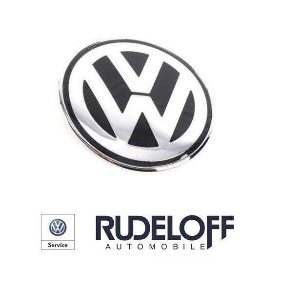 original Volkswagen VW Logo Plakette Motorhaube Beetle  * 1C0853617A WV9