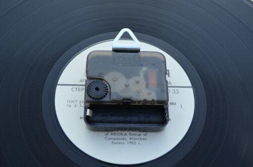 "Toronto Vinyl Record Wall Clock Fan Art Home Decor 12/"" 30cm 1382"