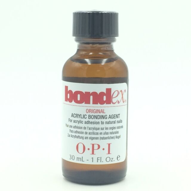 Opi Bondex Nail Primer 1 Fl Oz 30 Ml Acrylic Bonding Agent Bb031