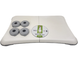 Nintendo Wii Bundle Balance Board With Wii Fit And Wii Fit Plus Game Disc Only