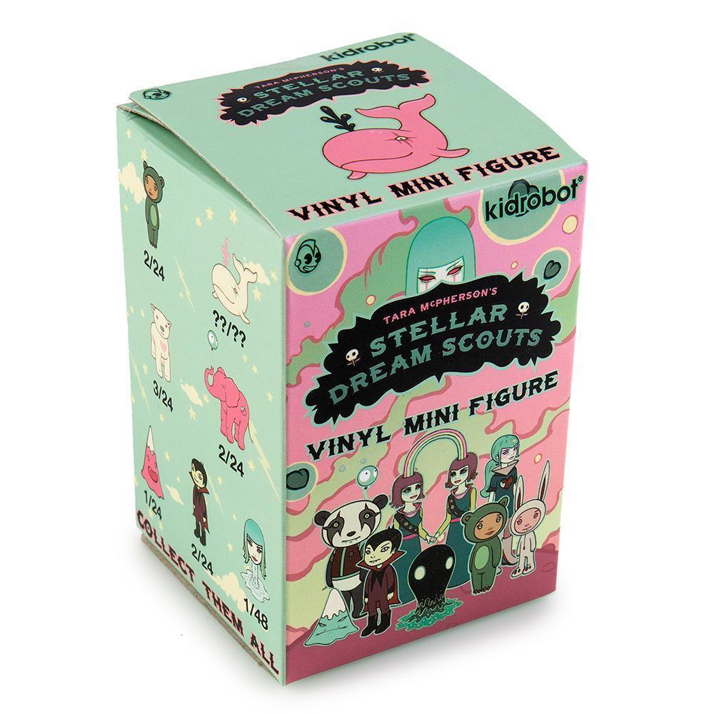 Kidrobot Tara McPherson Stellar Dream Scouts mini figure x4 BLIND BOX