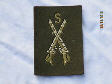 No. 2 Dress Abz. SNIPER , Guards Division