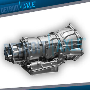 Details about Chevrolet & GMC Trucks 2WD - Completely Rebuilt 4-Speed  Transmission 4L60E - RWD