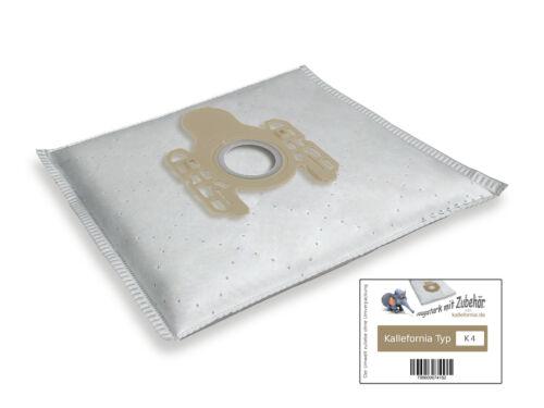 10 Staubsaugerbeutel für AEG 61EKT01 61EKW01