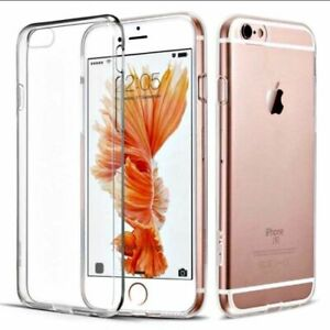 For-iPhone-8-PLUS-Case-Shock-Proof-Crystal-Clear-Soft-Silicone-Gel-Bumper-Cover