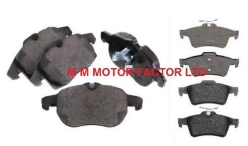 Front /& Rear Brake Pads 1.9 1.8 2.2 Saab 93 9-3 TiD /& TTid 2002 on 2.0