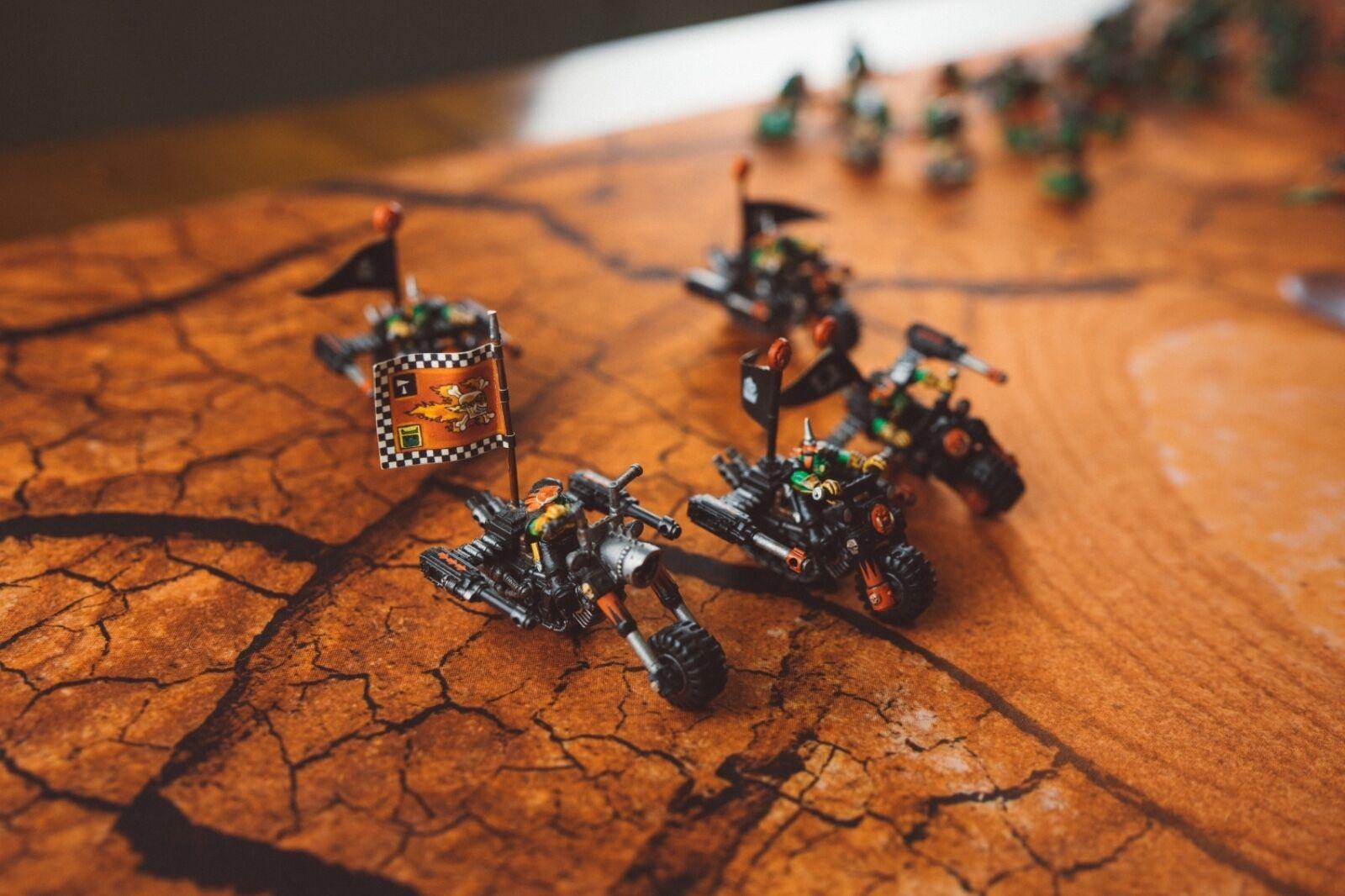 spel Mat 6 X 4 Purgatory, stort för Aos, Warhammer, 40K - Terrain slåssmat