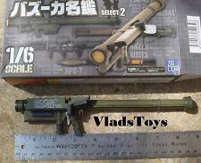 O B58-01 1//6 Scale VILLAINS Bazooka HOT TOYS CITY DID