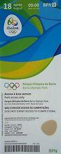 TICKET 18.8.2016 Olympia Rio Barra Olympic Park # BPN