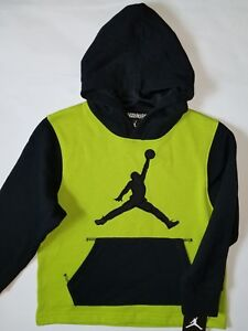 Details about Nike Air Jordan Boys' Pullover Hoodie Size Small NWT