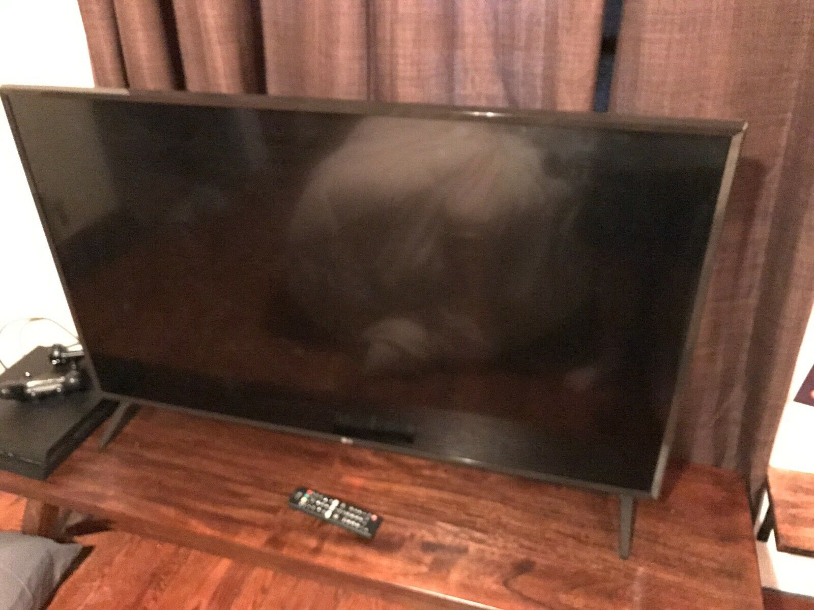 LG 55 inch TV. Available Now for 850.00