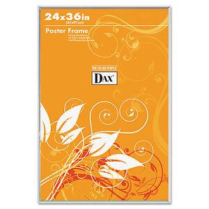 DAX-U-Channel-Poster-Cadre-contemporain-en-Plastique-Transparent-Fenetre-24-x-36-clair