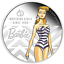 2019-Barbie-60th-Anniversary-1-oz-Silver-Proof-Colorized-1-Coin thumbnail 6