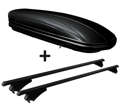 Reling für BMW X1 F48 ab 15 Dachbox VDPMAA320L+Alu-Relingträger Quick aufl