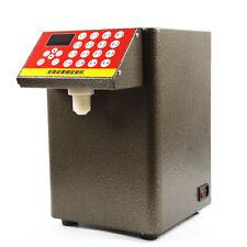 Fructose Quantitative Machine Fructose Syrup Milk Tea Soft Drink Dispenser 400w