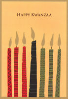 Kwanzaa Candles Box Of 18 Kwanzaa Cards By Designer Greetings