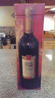 Tricoastal Designs Wine Carrier / Gift Box Artwork By James Wiens (1970 Shiraz)