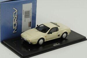 Nissan-MID-4-I-Cream-Tokyo-Motor-Show-1985-1-43-Norev-Diecast