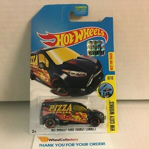 Ford-Transit-Connect-Treasure-Hunt-2017-Hot-Wheels-Factory-JB19