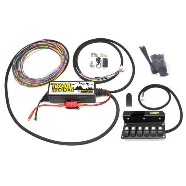 Painless Wiring Multi Purpose Relay Kit 57004;