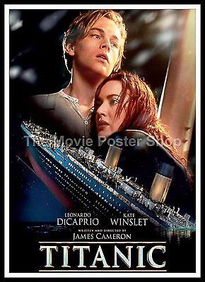Titanic 11 Movie Posters Romance Classic Vintage Cinema Ebay