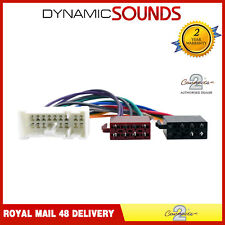 for Nissan MICRA 2000 to 2004 ISO Harness Wiring Lead Stereo Headunit on